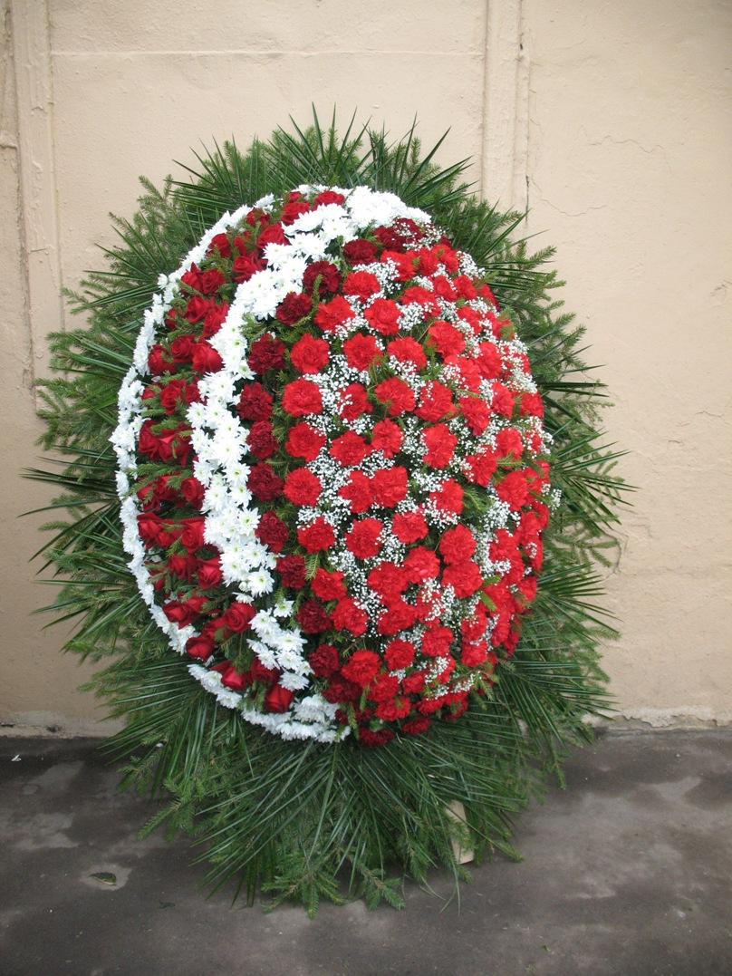 Венки на могилу