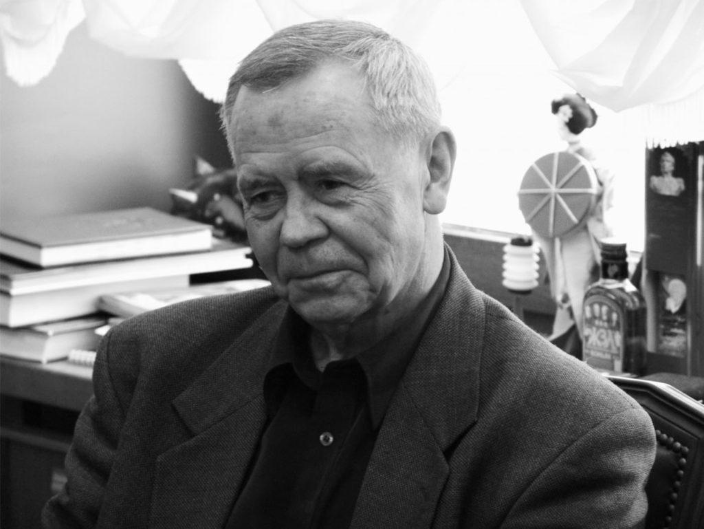 Писатель, прозаик Валентин Распутин