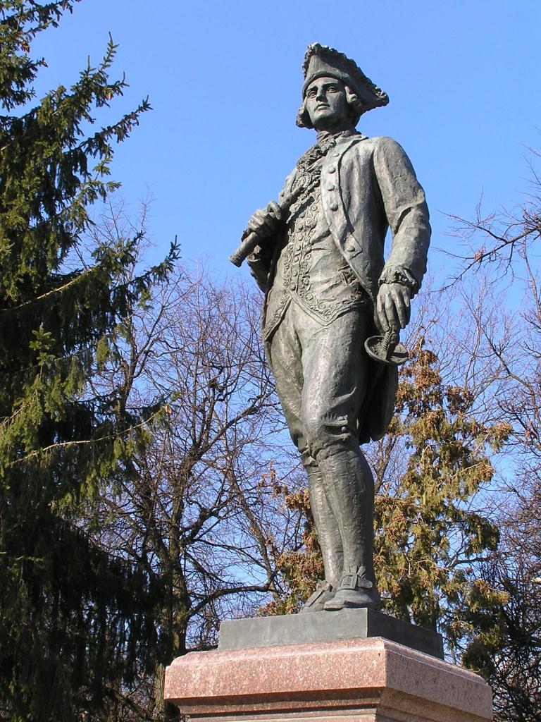 Памятник в городе Рыльске