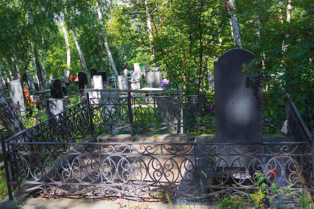 Марковское кладбище