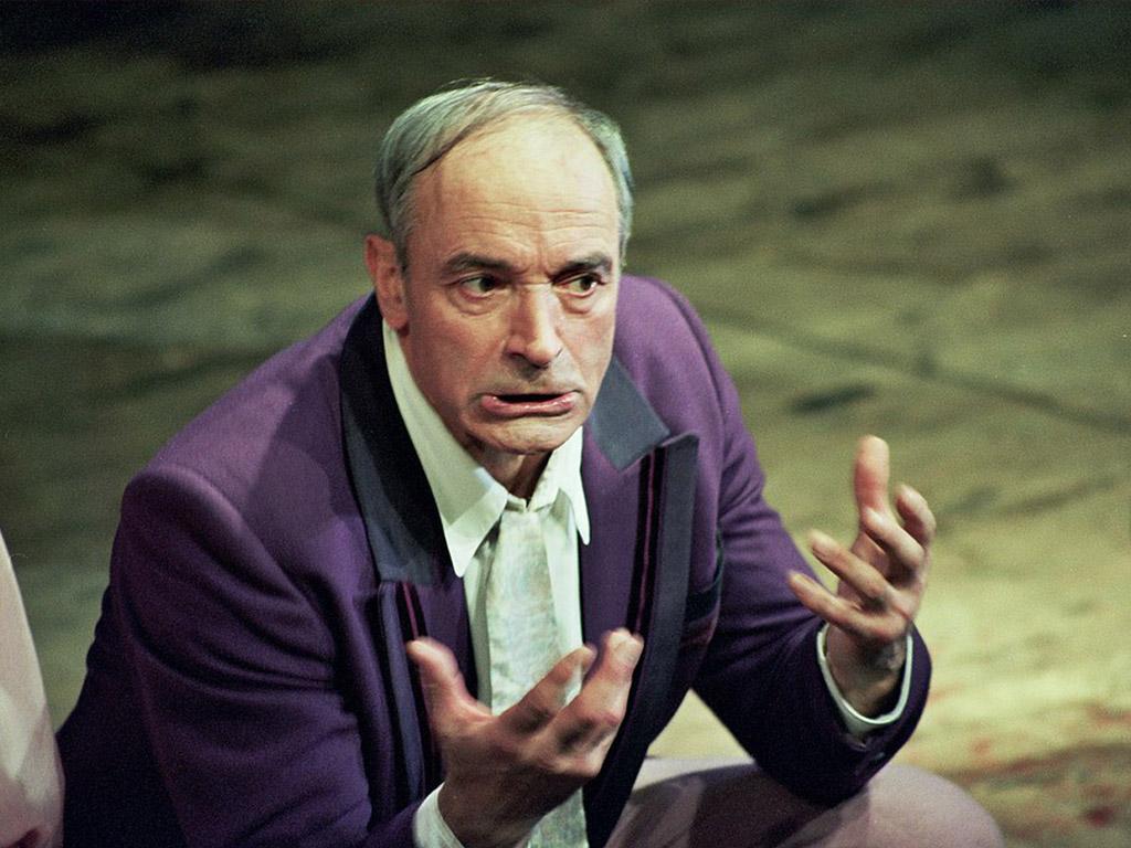 Валентин Гафт 02.09.1935 — 12.12.2020