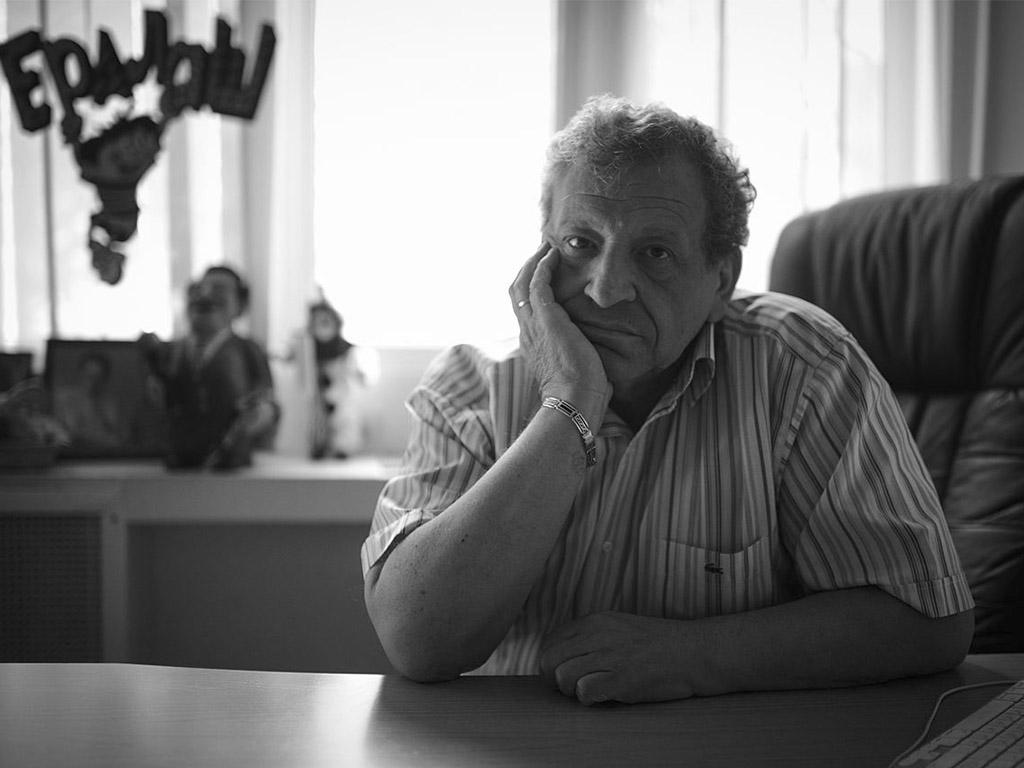 Умер руководитель тележурнала «Ералаш» Борис Грачевский