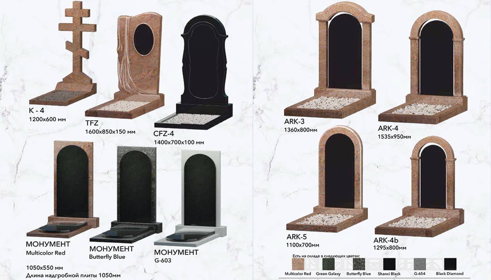 Похоронные принадлежности и продукция - Ритуальное агентство СПАС