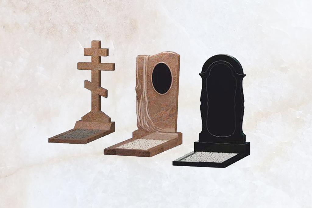 Ассортимент похоронной продукции